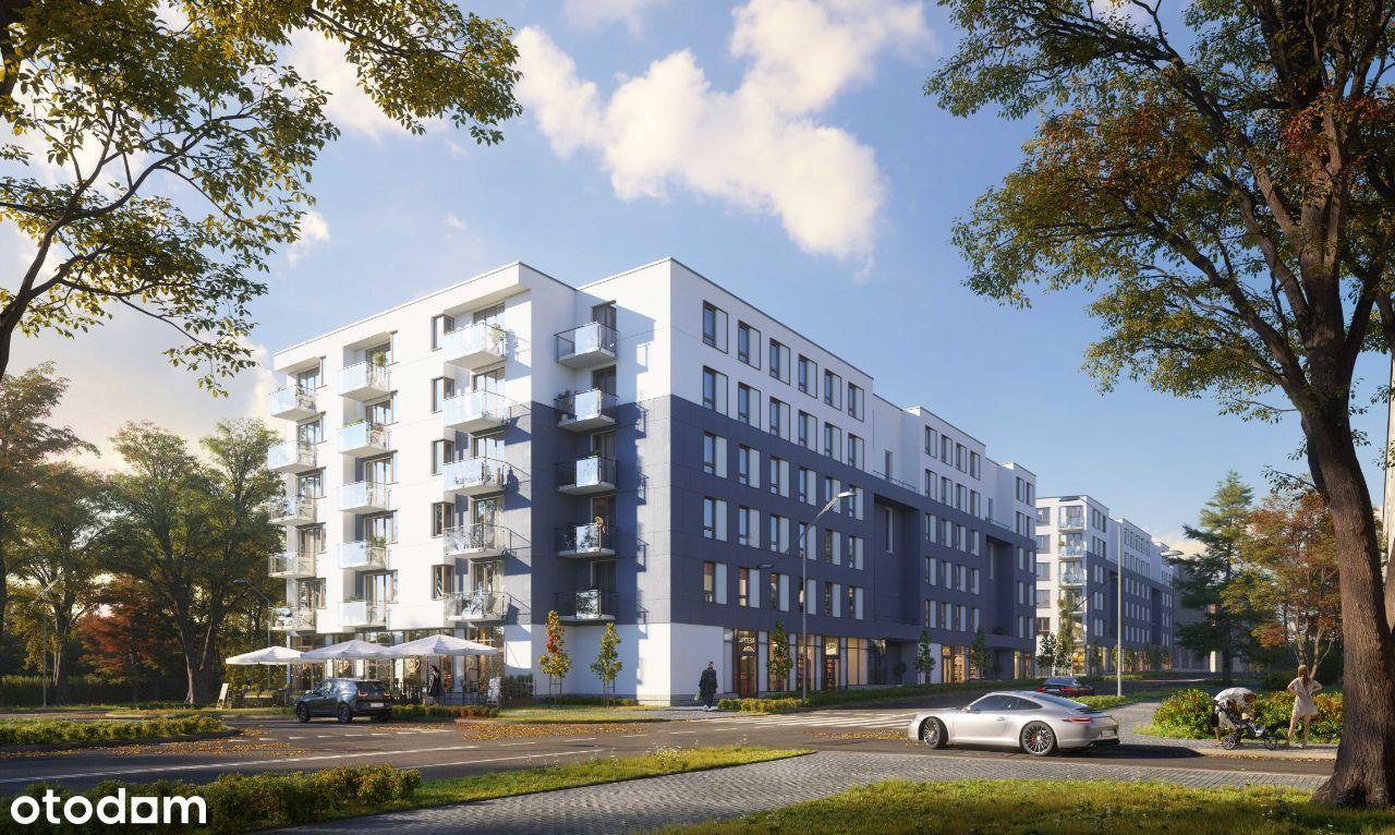 Apartamenty na Dąbrowskiego