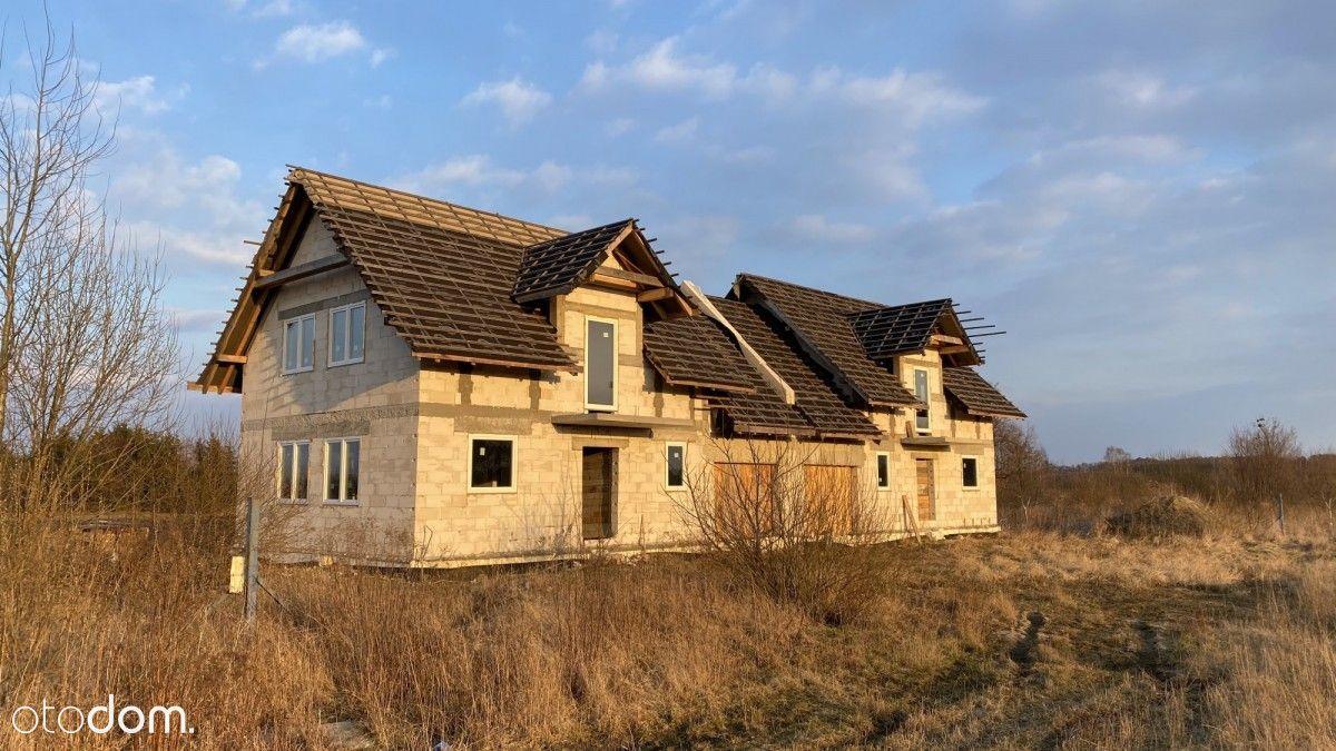 Dom/Bliźniak w stanie deweloperskim Urzut