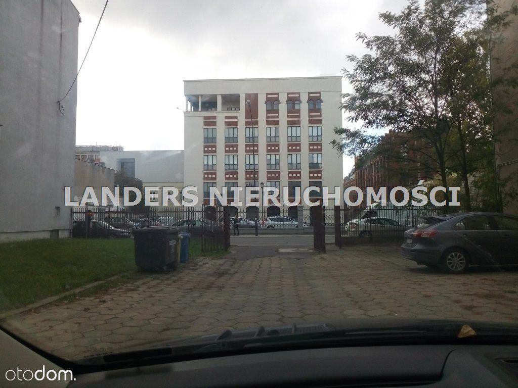 Działka, 1 664 m², Łódź