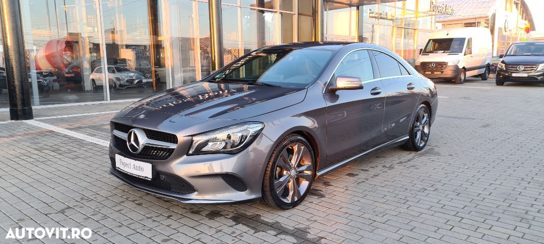 Mercedes-Benz CLA 200 - 2