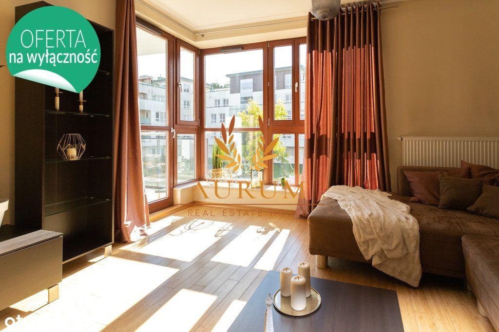 53 m2 -przestronne i ciche mieszkanie w Wilanowie