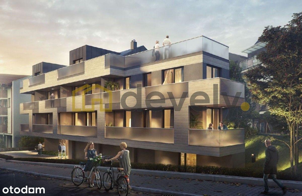 4 pokoje ,2xbalkon,74,79m2 Gotowe w 2022r Bieżanów