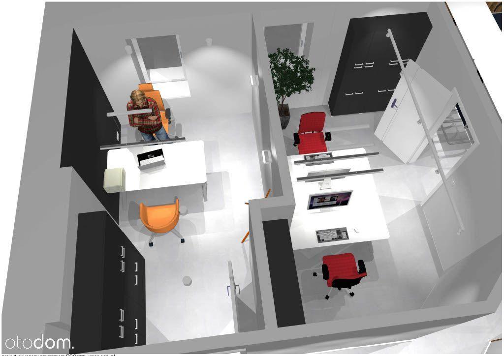 Mieszkanie/Lokal biurowy 59m2