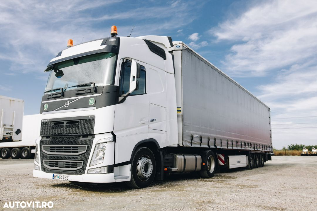 Volvo FH500 - 2