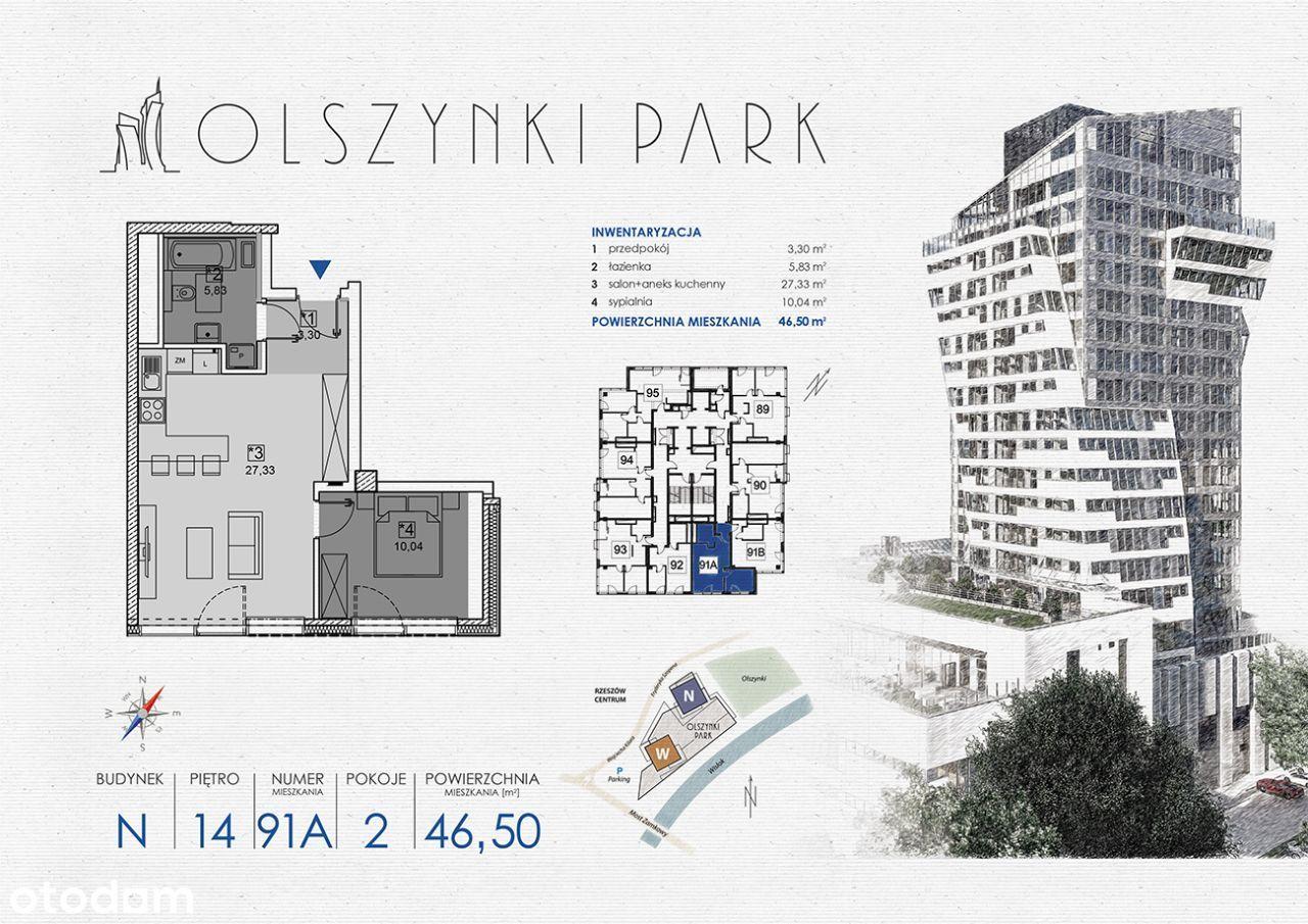 Olszynki Park - Apartament N91A