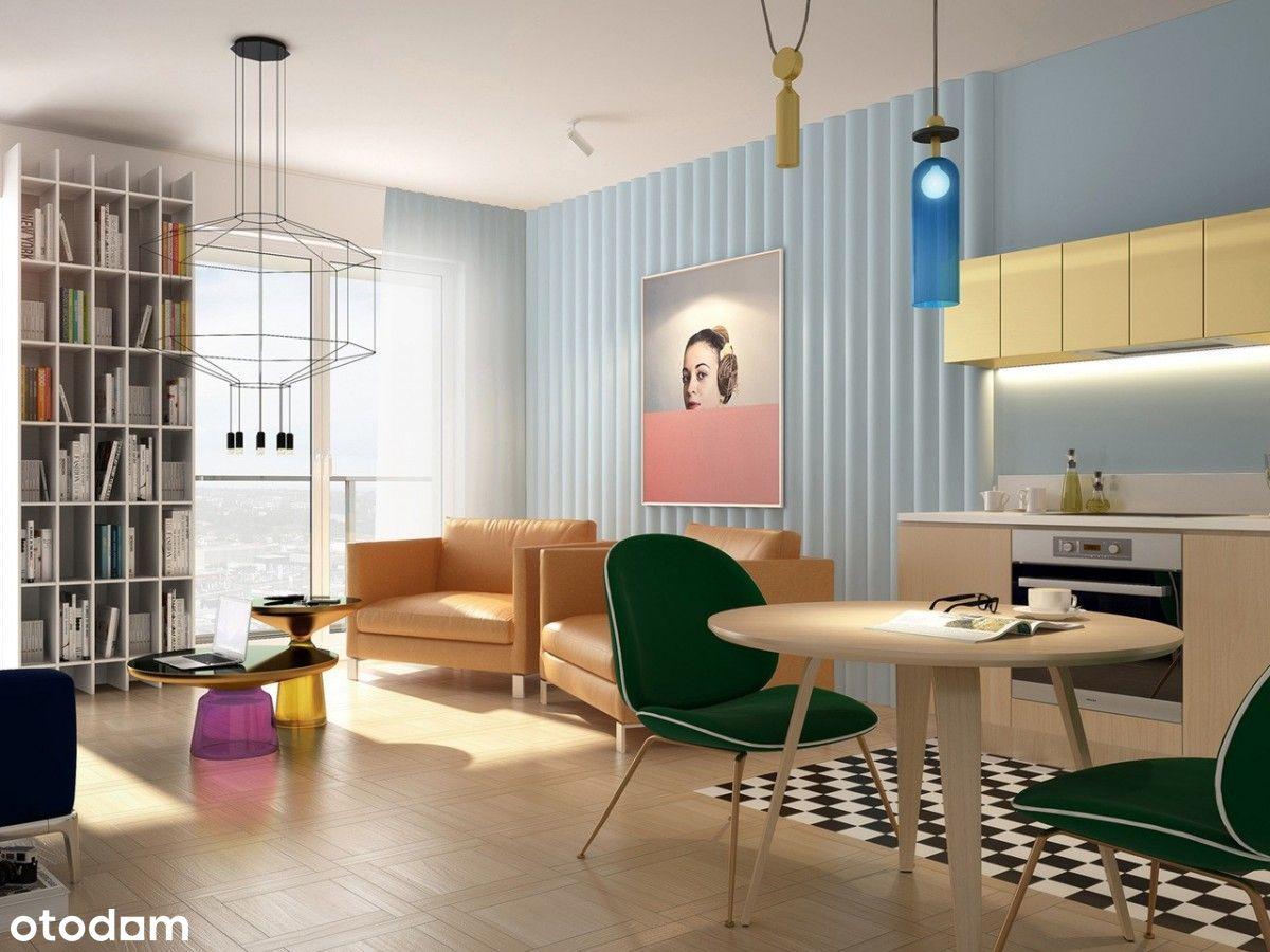 Szukasz słonecznego mieszkania w gotowym budynku?