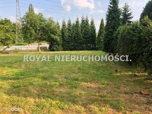 Działka, 895 m², Zabrze