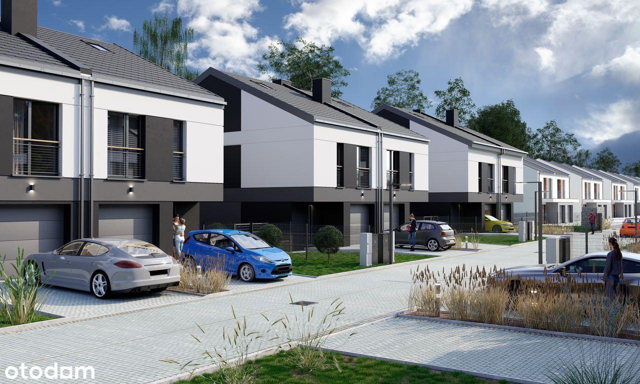 Nowe domy w KRAKOWIE/Skotniki/ rekuperacja/garaż