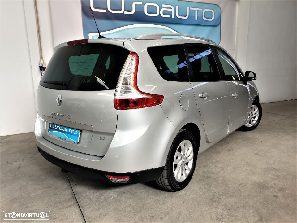Renault Grand Scénic 1.5 Dci Limited - 10