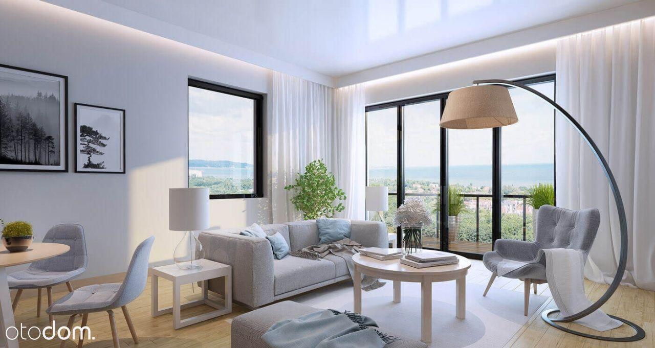 Mieszkanie 4 pokojowe przy plaży - (4.10)