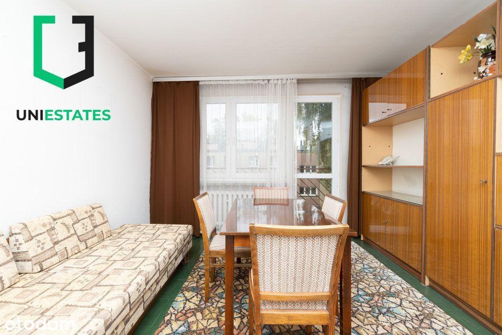 2 pokoje/Balkon/Do remontu/Tereny zielone