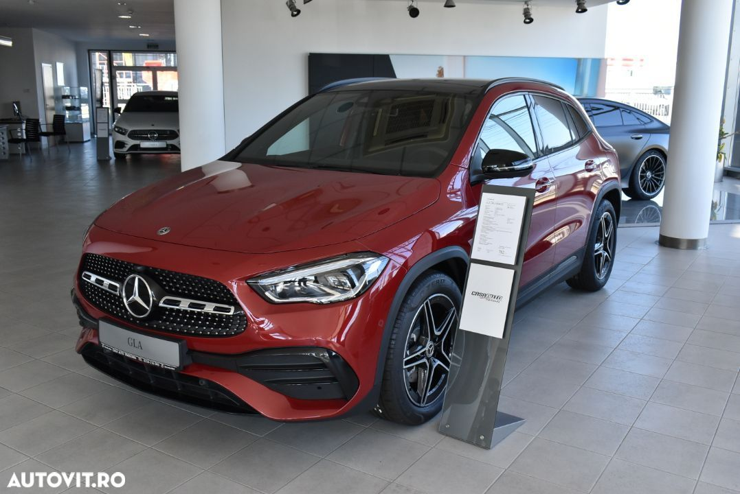 Mercedes-Benz GLA 200 - 2