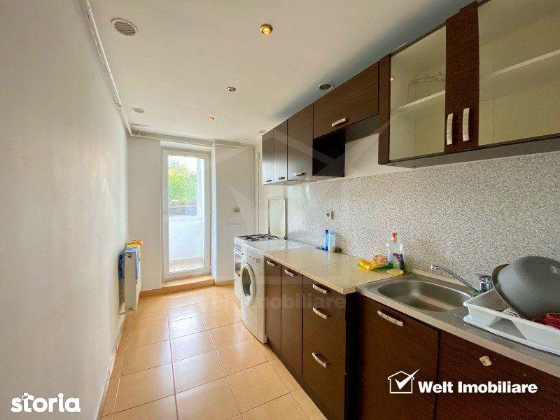 Apartament 3 camere, decomandat 65 mp, balcon, Manastur zona Denver