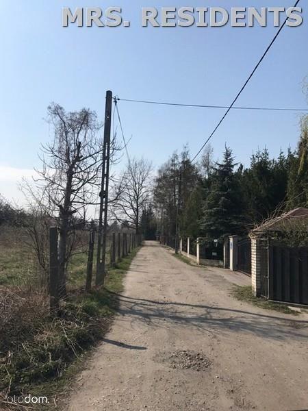 Działka, 3 001 m², Brwinów