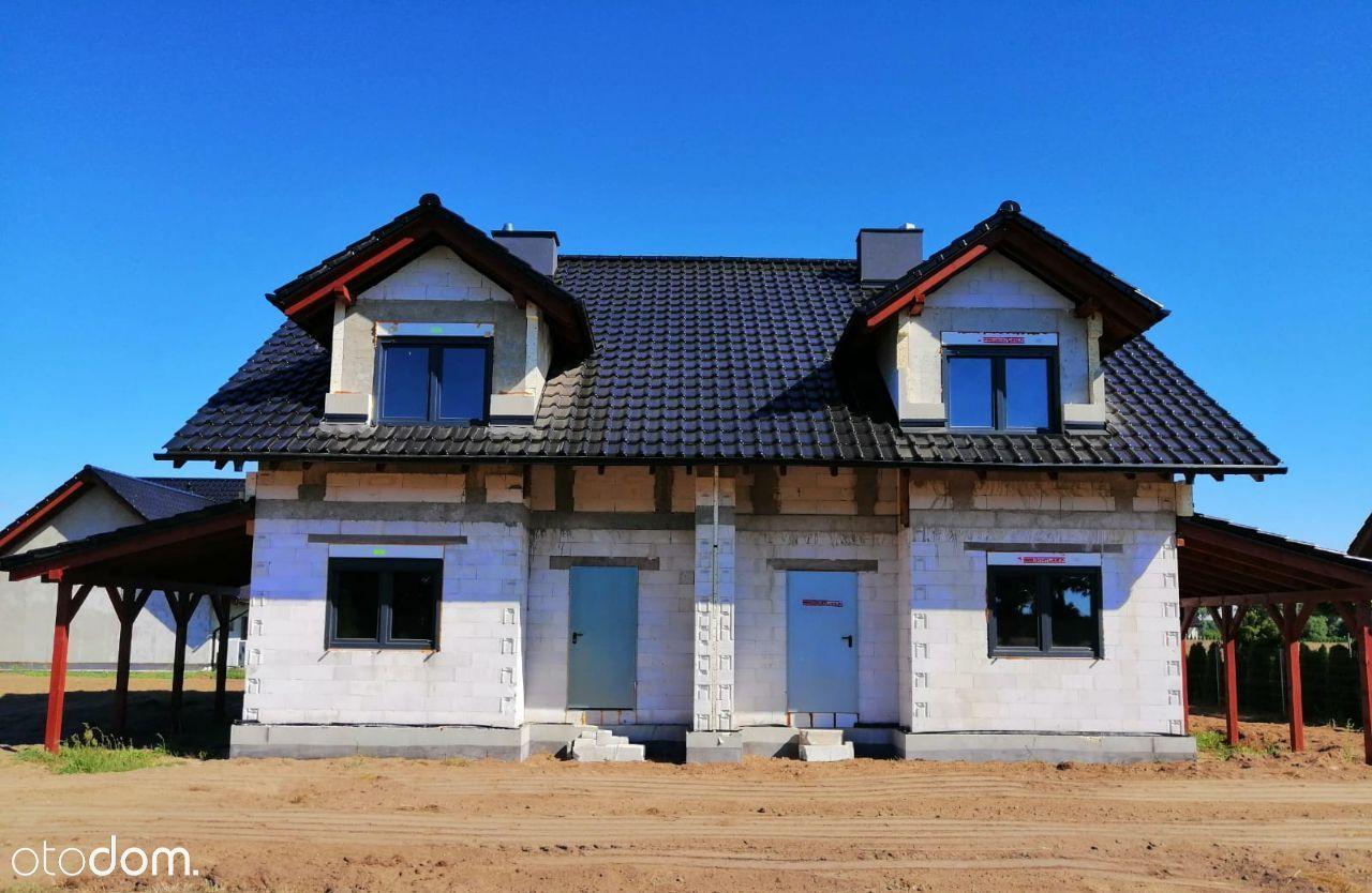 Dom, 114 m², Parchów