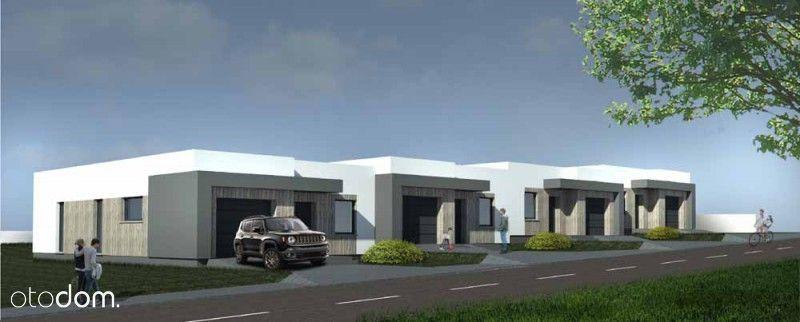 Nowe domy w zabudowie szeregowej