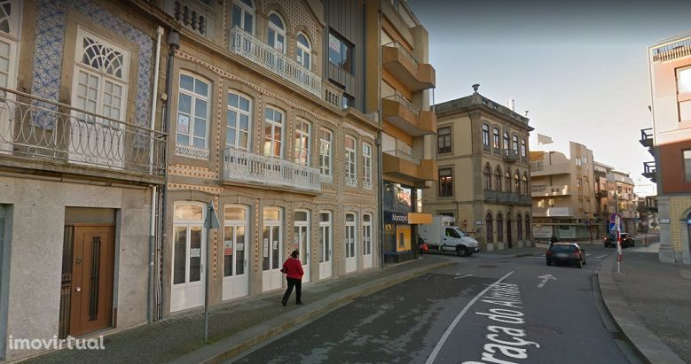 Loja Póvoa de Varzim Centro Nova 190 m2