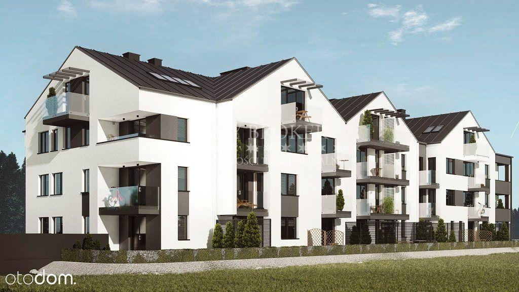 Mieszkanie 3 pokoje z 2 balkonami * nowe