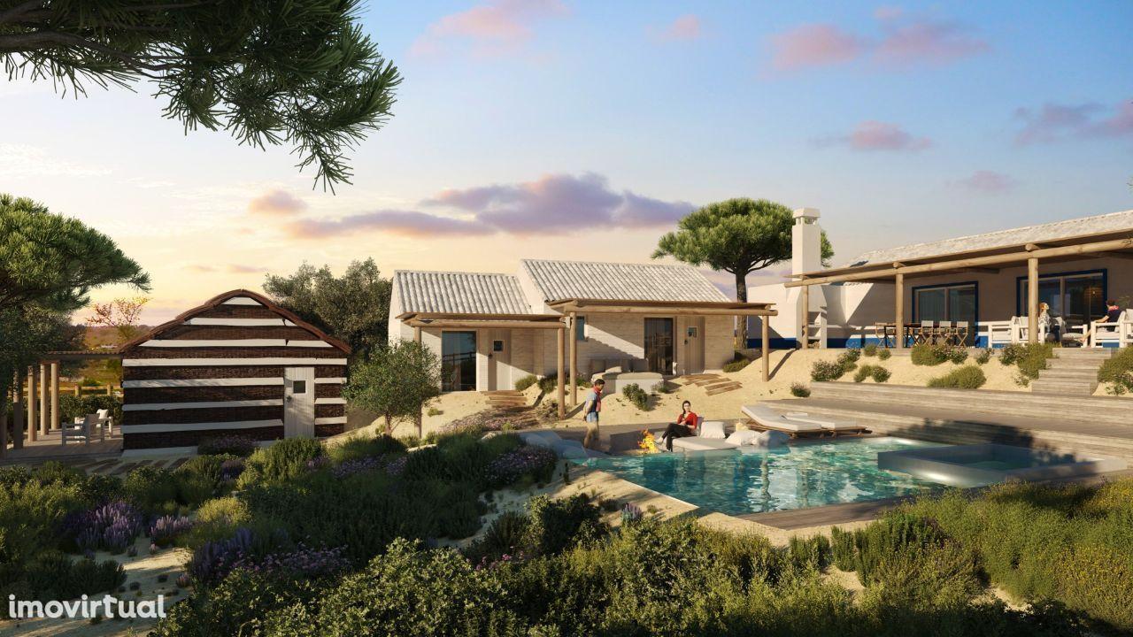 Moradia T4 de Luxo com Piscina, Jardim e Terraço