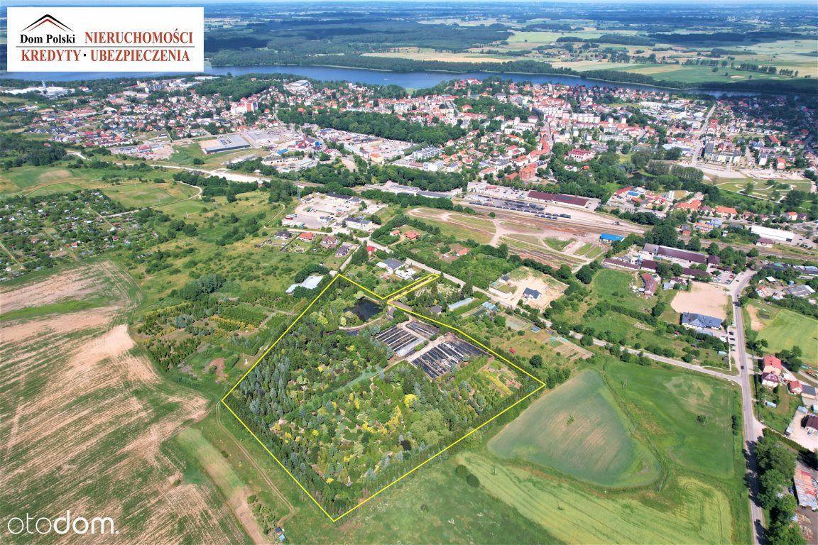 Ogród botaniczny - 4.3 ha, Olecko, Mazury Garbate