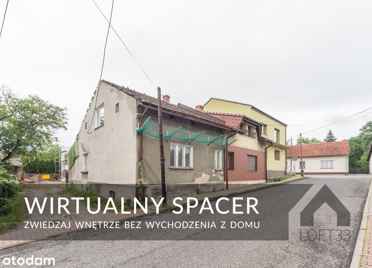 Tani dom w samym centrum Jaworzna na sprzedaż