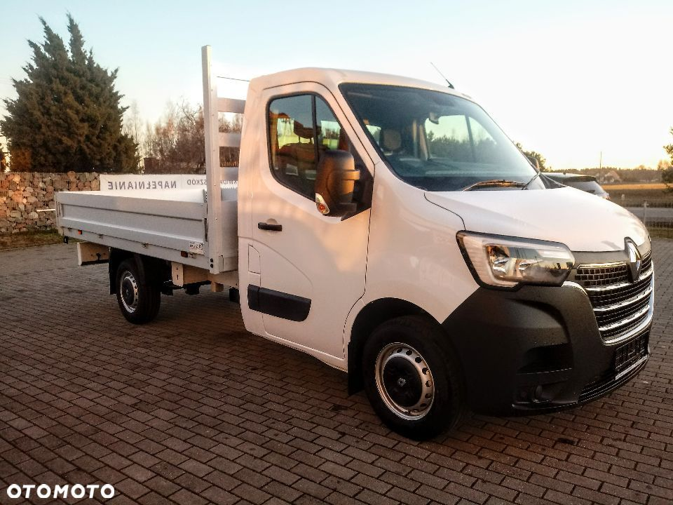 Renault Maaster  Podwozie FWD Pack Clim 3,5T L2 2.3 dCi 135 - 6