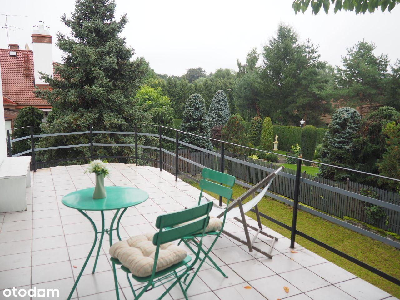 ul. PLATANOWA LUBLIN dom 60m z ogrodem i garażem