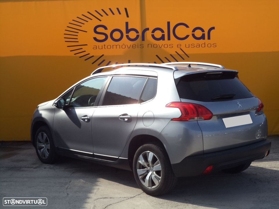 Peugeot 2008 Active 1.4 HDi 68 - 4