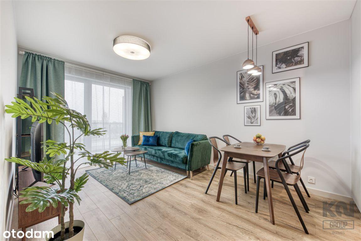 Nowy apartament w Nowym Centrum Łodzi