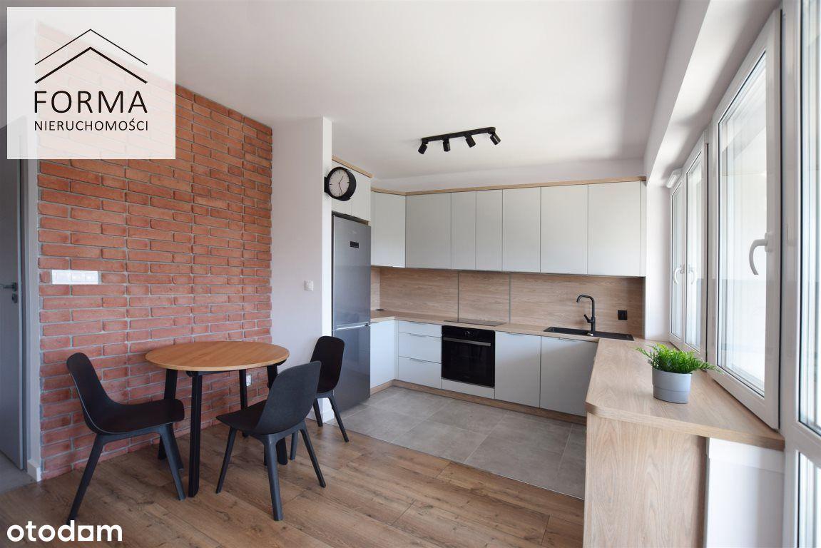 Nowe mieszkanie - umeblowane - Szwederowo 33m2