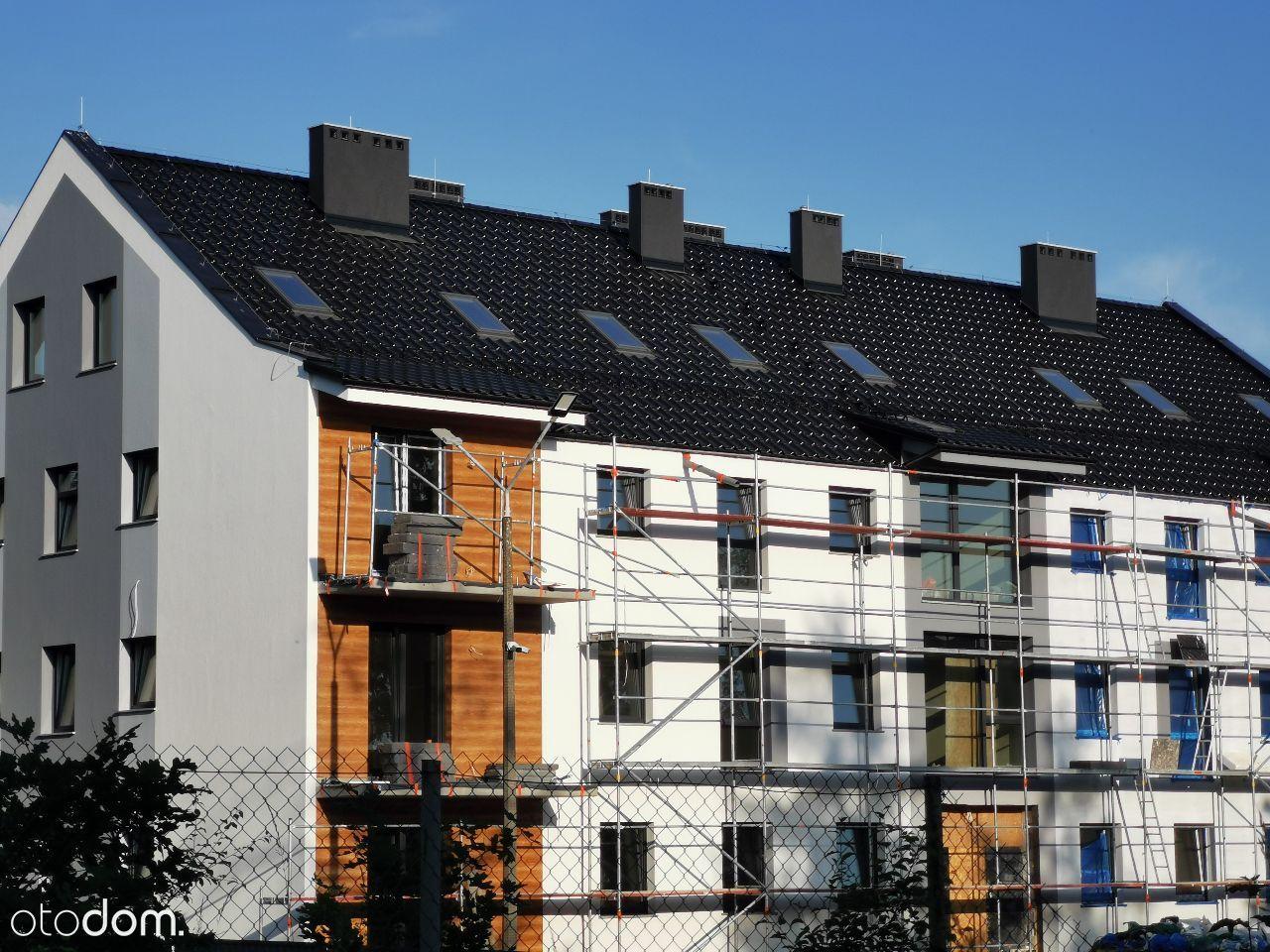 DWUPOZIOMOWE mieszkanie ul.Radarowa balkon