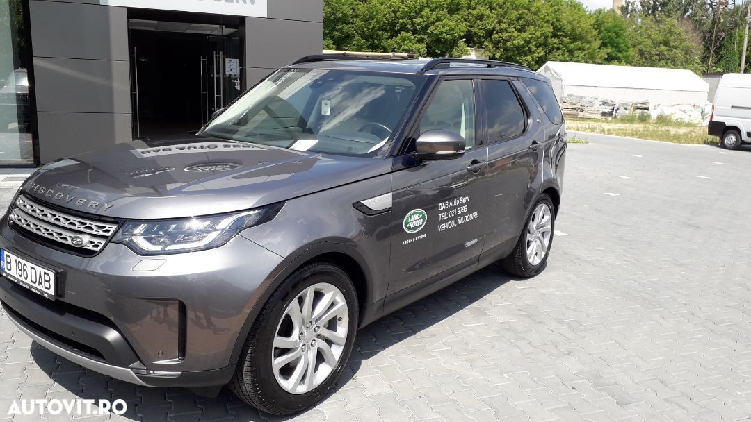 Land Rover Discovery 2.0 - 2