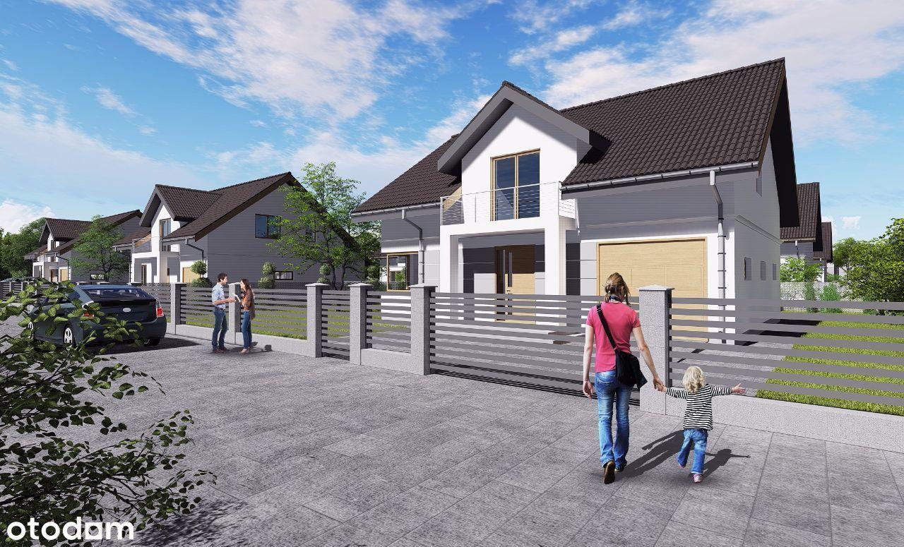 !Komfortowe domy i bliżniak pod Białymstokiem