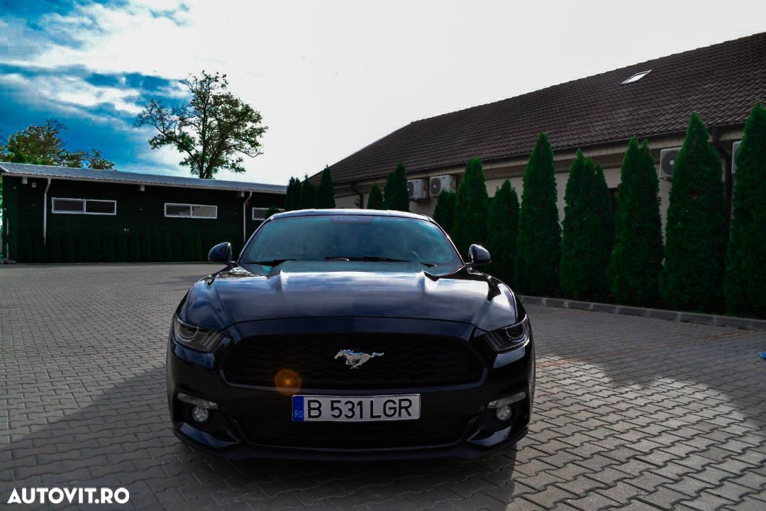 Ford Mustang 2.3 - 2