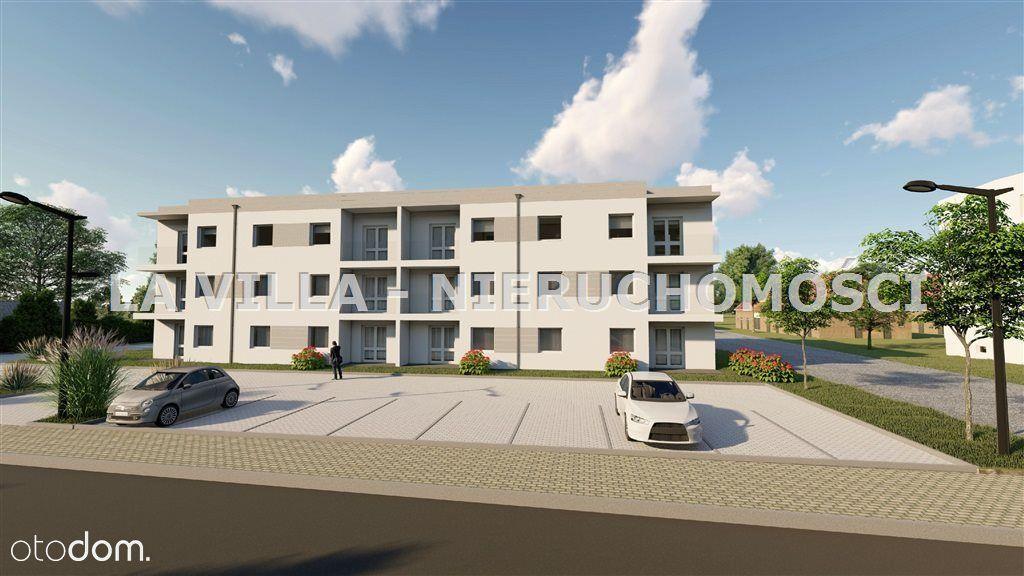 Mieszkanie, 42,27 m², Kłoda