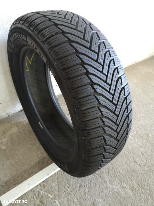 205/55 R17 MICHELIN Alpin 6 - O Anvelopa SH Iarna MS 205 55 17 M+S - 2