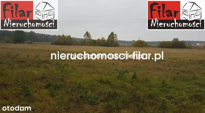 Działka, 3 191 m², Rynarzewo