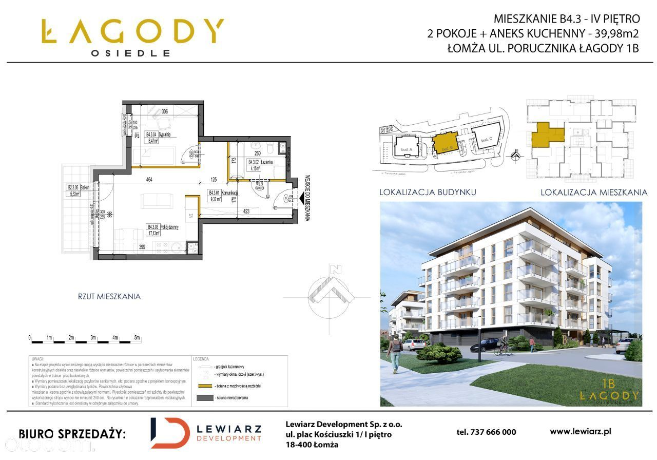 Apartament B4.3