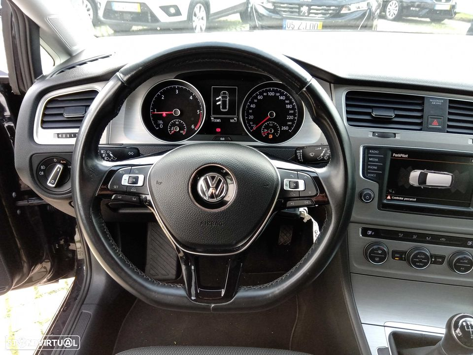 VW Golf Variant (Golf V.1.6 TDi GPS Edition) - 10