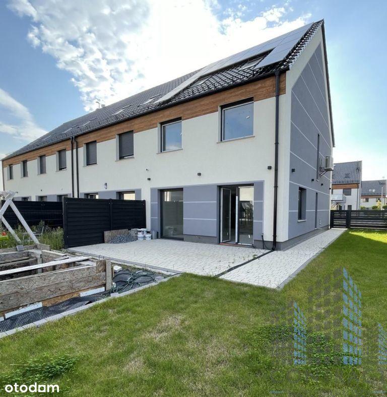 Dom energooszczędny w stanie deweloperskim