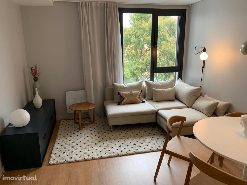 Apartamento T1 NOVO na Boavista