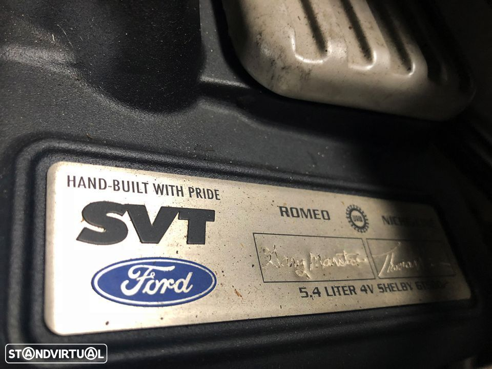 Ford Mustang Shelby GT500 V8 5.4 Supercharged - 45