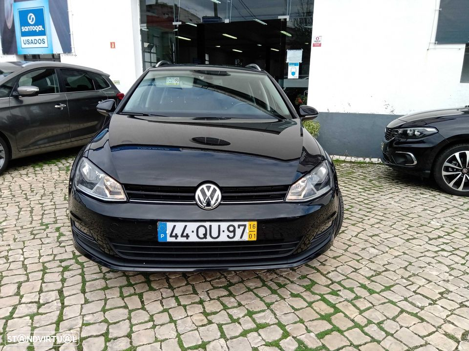 VW Golf Variant (Golf V.1.6 TDi GPS Edition) - 2