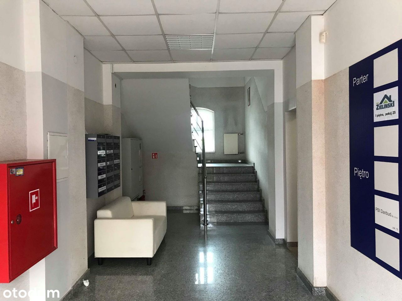 Obiekt biurowo usługowy w Szczecinie