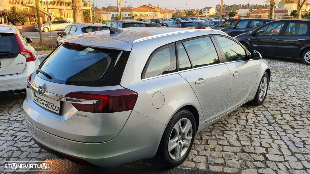 Opel Insignia Sports Tourer 1.6 CDTI SELECTION - 7