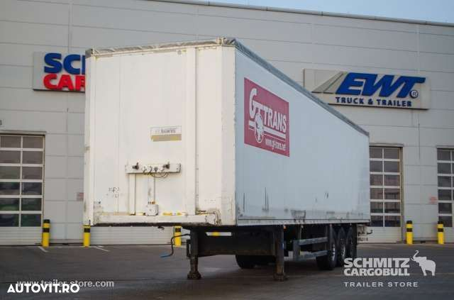 Schmitz Cargobull Semitrailer Insulated box - 1