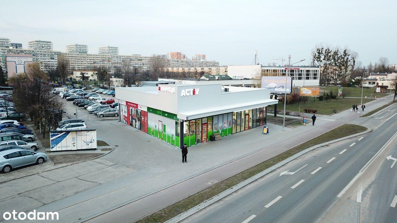 Wynajęty budynek Gdańsk Kołobrzeska 8% rentowności