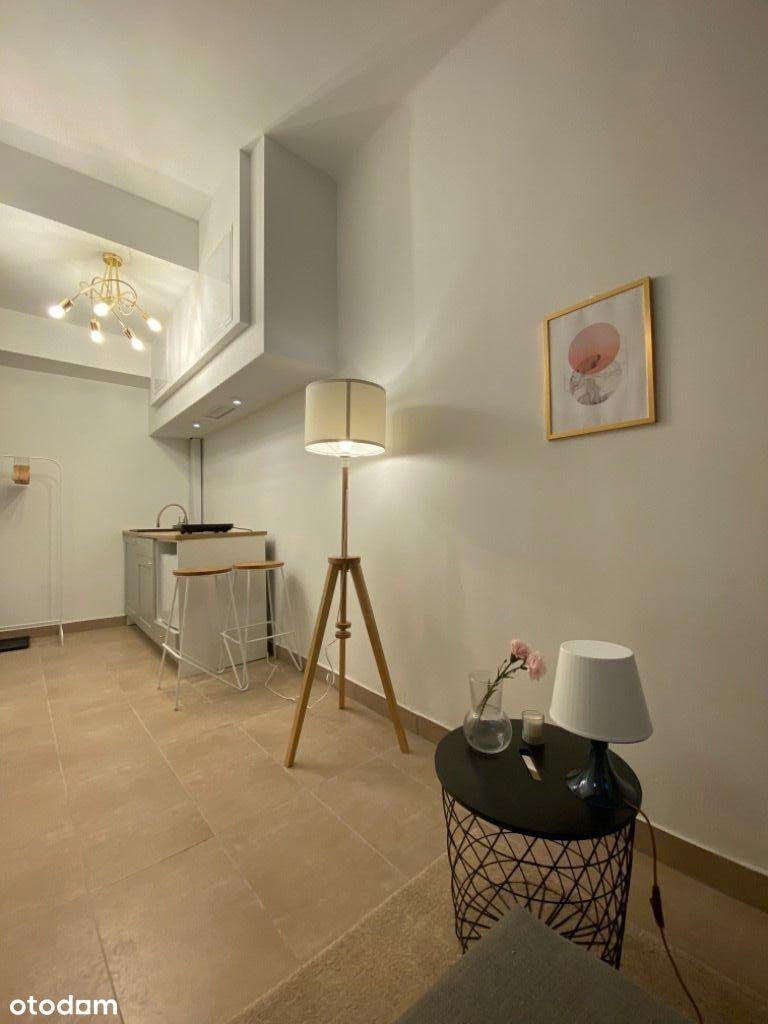 Kompleks 3 mikro-apartamentów w sercu Krakowa
