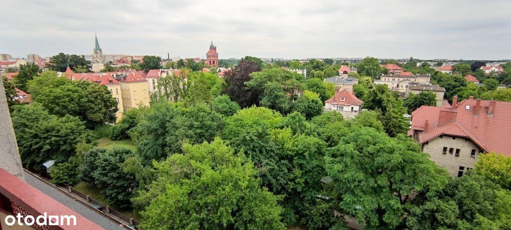 Taras, widoki, Centrum Borka, winda