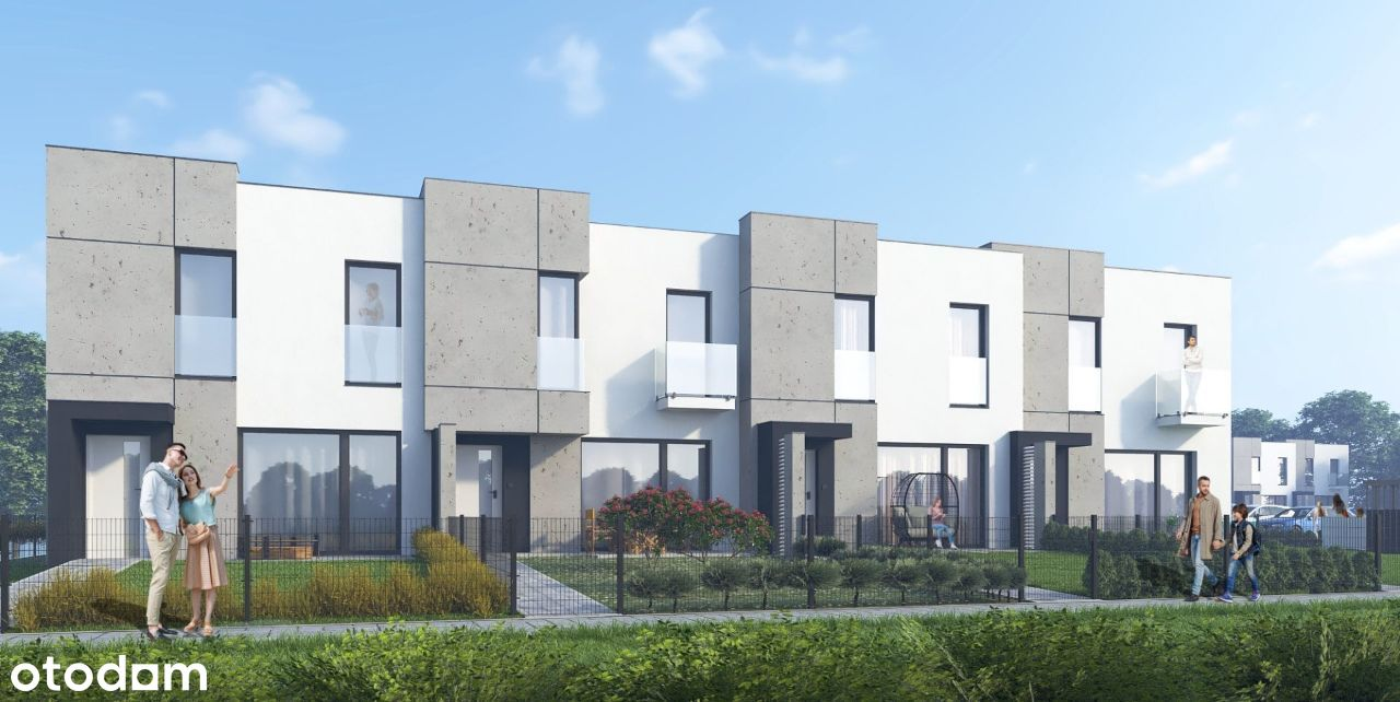 Okólna II ETAP   B3 3pok. 68 m²   ogródek 52 m²
